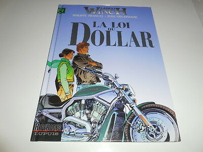 Eo Largo Winch Tome 14/ La Loi Du Dollar/ Tbe