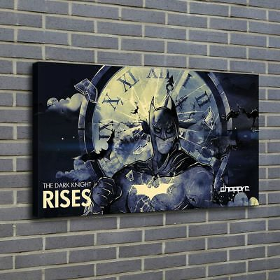 batman posters HD Canvas Print Painting Home Decor room Wall Art Picture 105123