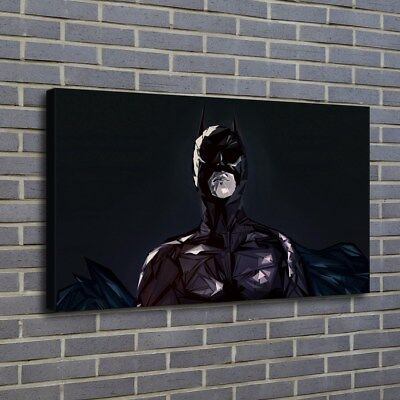 batman posters HD Canvas Print Painting Home Decor room Wall Art Picture 105582