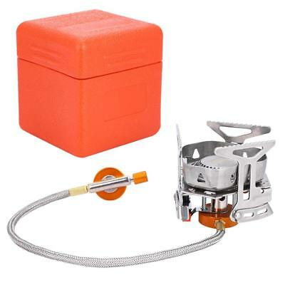 3500W Portable Mini Camping Hiking Steel Stove Gas Burner Camping Outdoor Picnic