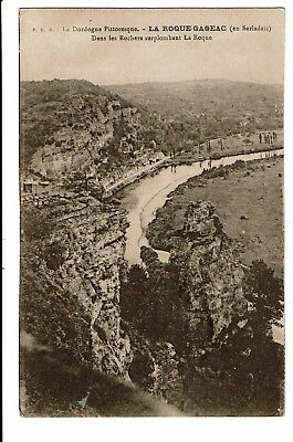CPA - Carte postale- France - La Roque-Gageac- La Roque -- S4382