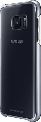 100% Original Samsung Galaxy S7 Clear Cover Hülle Case Back Tasche 12-1-2-9667