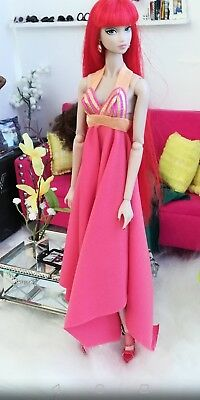 12 inch fashion doll outfit one size fits all fashion royalty dolls!