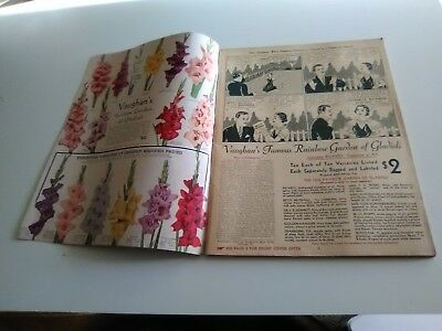 Vaughan's Gardening Illustrated (1936) 120 Pages (Rare)