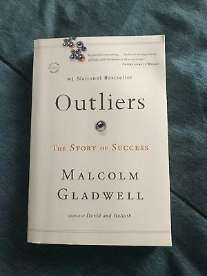 Outliers : The Story of Success by Malcolm Gladwell (2011, Paperback)