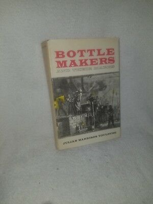 Bottle Makers and Their Marks Julian Toulouse 1971 Antique Collector FREE SHIP