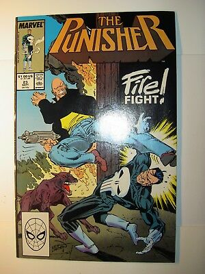 Punisher Vol. 2 #23,24,25,27,28,29,30,33,34,35,36,37,38, & 39 1989, lot of 14