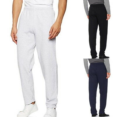 Mens Stylish CasualSweatpant Casual Loose Straight Leg Trousers Track Pants GIFT