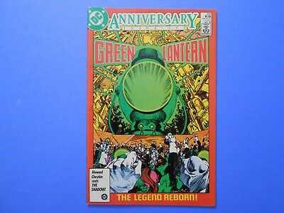 1986 Dc Green Lantern #200 Anniversary Issue Comic Book Vf/nm Copper Age