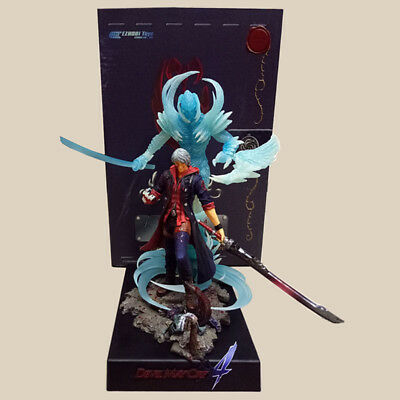 Devil May Cry 4 Devil Nero Special Limited Ver.  Luminous Action Figure Statue