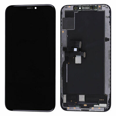 LCD Touch Screen Display DigitizerAssembly Replacement For iPhone XS TFT Quality