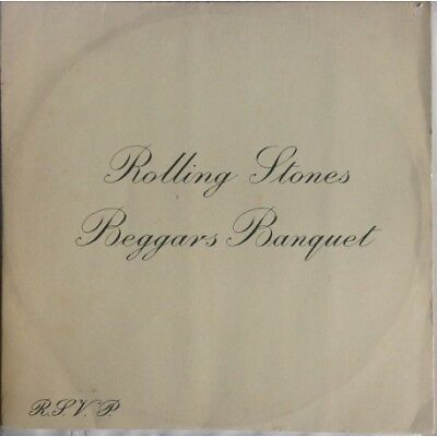 Rolling Stones --- Beggars Banquet   ***Used lp record***