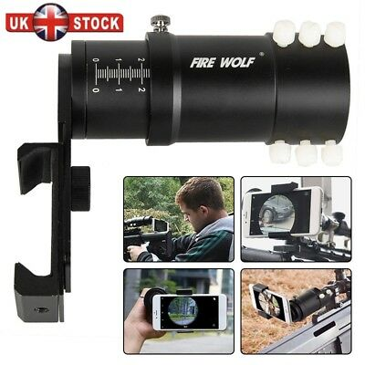 UK Scope Smartphone Mount Adapter System Good View For Phone Camera Mount Holder