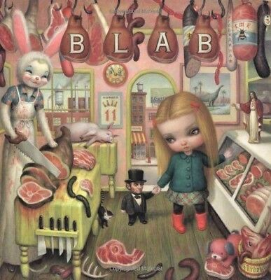 BLAB #11 by Mark Ryden, Pop Art, Graphic Arts Design