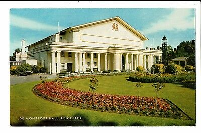 CPA - Carte postale  -Royaume Uni -Leicester - Montfort Hall- S4441