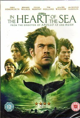in the hear of the sea - moby dick - DVD