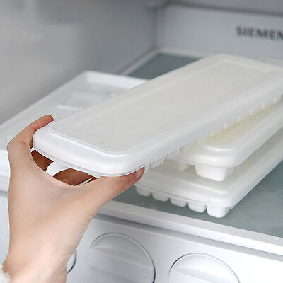 healthy ice maker DIY Freeze Mold with cover ice making tray with  Ice cube TR