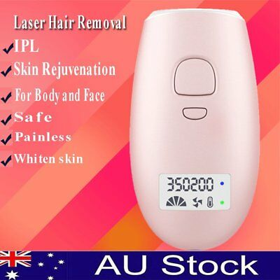 Laser Hair Removal Permanent Safe  Painless for Facial Body Hair M2