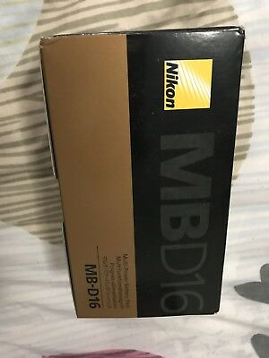 Nikon MB-D16 Multi Power Battery Pack for D750 New In Box