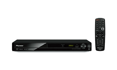Pioneer DV-3052 Multi System All Region HDMI 1080p Upscaling DVD Player Code Fre