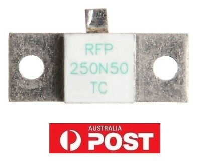 RF Termination Resistor Dummy Load  250W 50ohm 250watt