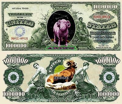 Pope Francis Million Dollar Bill Fake Play Funny Money Novelty Note FREE SLEEVE