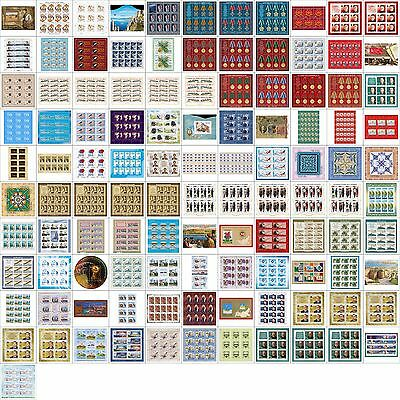 RUSSIA 2015 full annual set of stamps (Sheets and Sheetlet) MNH