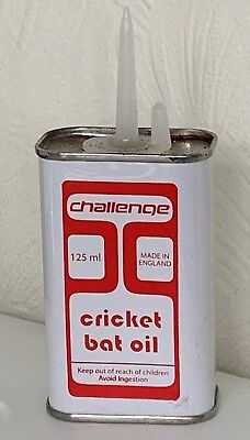 Linseed / cricket bat oil: 20 x 125 ml - collection only, bulk orders welcomed