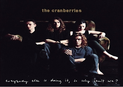 The Cranberries Everybody Else Is Doing It, So Why Can't We 4 CD SET(19THOCT)NEW