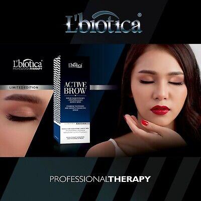 LBIOTICA ACTIVE BROW EYEBROW THICKENING AND GROWTH ENHANCING SERUM 3.5 ml