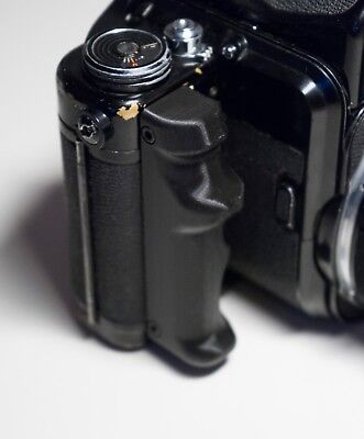 Pentax 6x7 67 3D Printed PLA Right hand grip