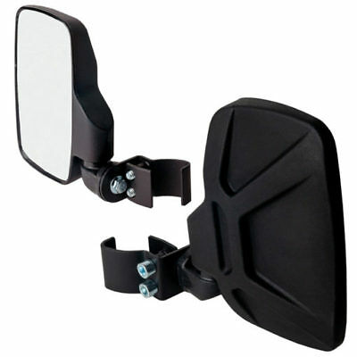 Seizmik - 18083 - Side View Mirrors for Polaris Pro-Fit Roll Cage (Pair)