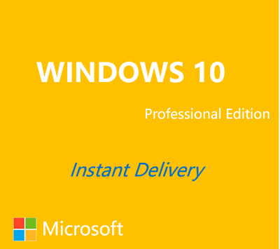 Windows 10 Pro 32 / 64 Bit Win 10 Oem Genuine License Original Key