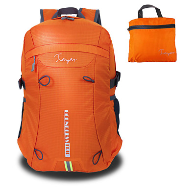 Waterproof Outdoor Foldable Lightweight Travel Hiking Backpack Camping Daypack