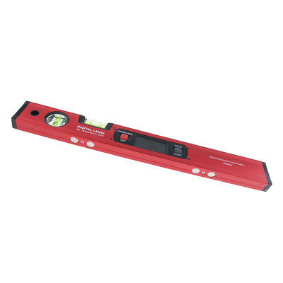 Digital Spirit Level Protractor Inclinometer Angle Finder Gauge, Convenient