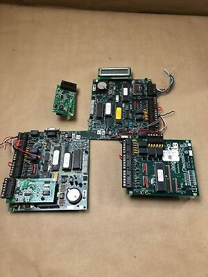 Keri Systems PXL-250 Mother Board Tiger Access Systems Multiple Different Pieces