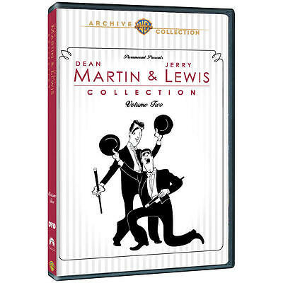 Dean Martin and Jerry Lewis Collection - Vol. 2 - 3 DVD Set - 5 films! MOD DVD-R