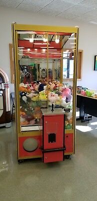 "Smart Classic Crane ""Claw"" machine filled with Toys!"