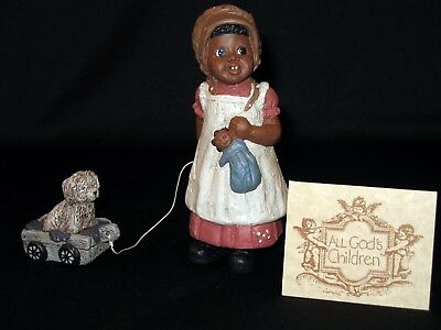 New Vintage Miss Martha Holcombe All God's Children, Bonnie #127 Mint Condition