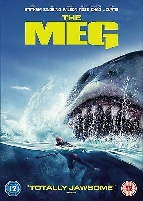 The Meg [DVD] new and sealed