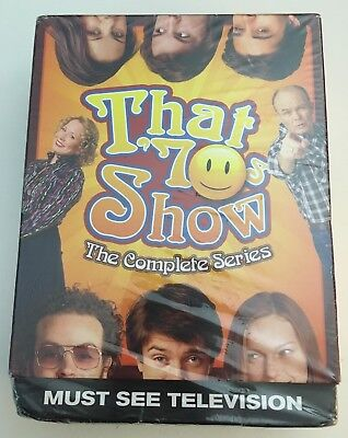 ❤️That '70s Show: The Complete Series - 24 DVDs ALL 8 SEASONS FREE SHIPPING!! ❤️