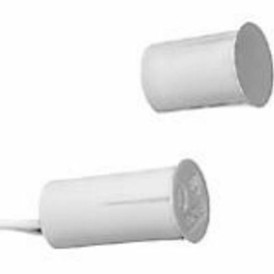 "Brand New  Honeywell 951WG-WH 3/8"" Stubby Recessed Magnetic Contact, White"