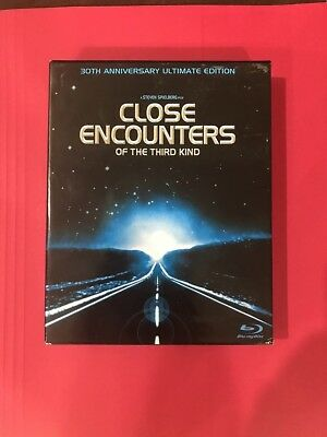 Close Encounters of the Third Kind 30th Anniversary Ultimate Edition [Blu-Ray]
