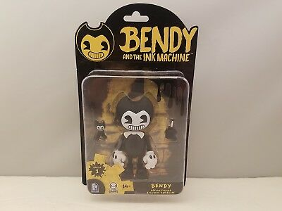 Bendy and the Ink Machine Bendy Action Figure   Series 1   BYAF-BEND-OSMX-BPIP