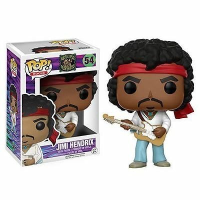 Funko POP! Rocks Jimi Hendrix [Woodstock] #54 Vinyl Figure