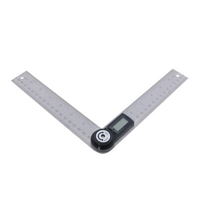 Digital Angle Rule Ruler Finder Protractor Angle Measuring Instrument 200mm