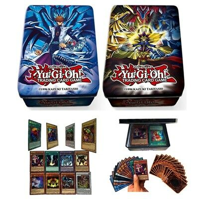 Yugioh Collectible Playing Cards Free Yu-gi-oh Box 60Pcs System Gifts Crafts A