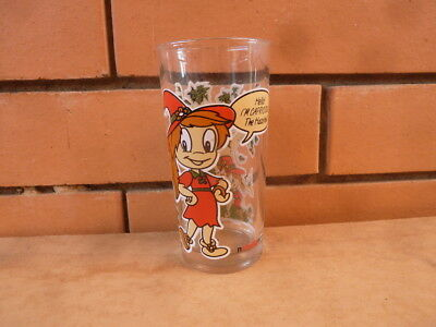Nutella Drinking Glass