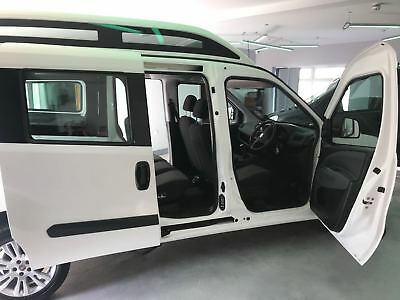Fiat Doblo 16v SL XL Multijet With Wheelchair Access