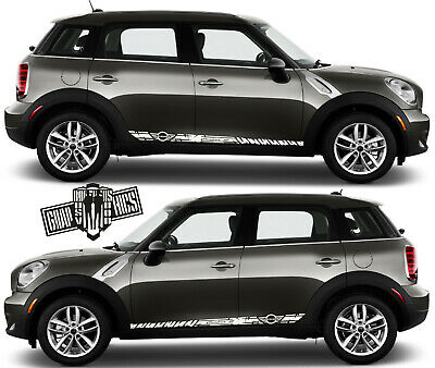 Graphic Stickers Decals For Mini Cooper Countryman Clubman Paceman
